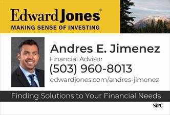 Edward Jones - Andres Jimenez