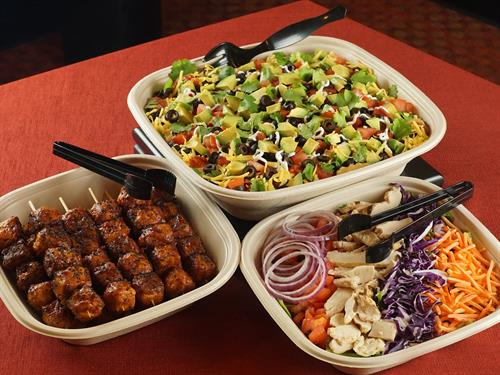 Catering and Family-style Options