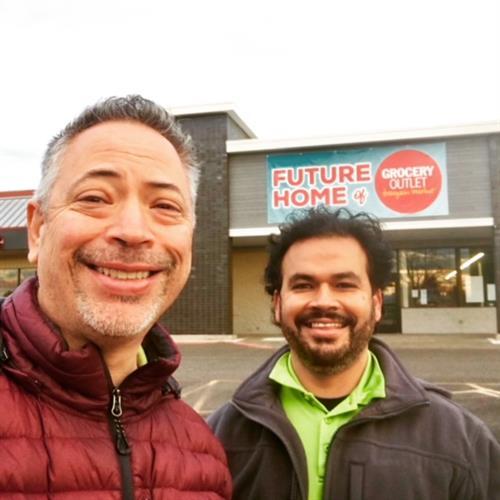 Owner-Operators Ken Cole and Carlos Rodriguez-Vega