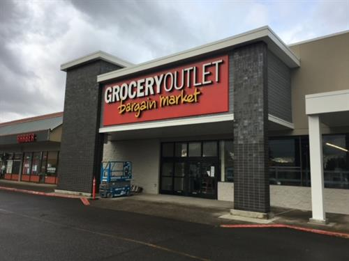 New Orchards Grocery Outlet Store