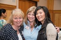 WEOs Katie Kramer, Donna Mac & Nien-Wei Hsiao