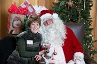WEO Sam Mikel & Santa!