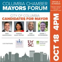 Mayoral Forum - City of Columbia Candidates for Mayor