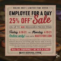 Mast General Store - Columbia