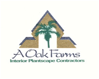 A-Oak Farms, Interior Plantscape and Holiday Decor