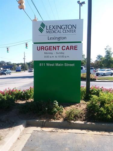Lexington Medical Center Monument