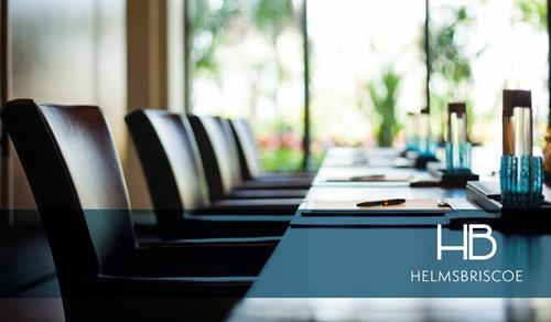 HelmsBriscoe the global leader in meetings procurement.