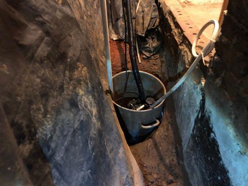 Broken Sump Pump Greenville SC