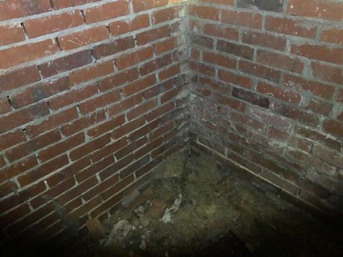 Damp Basement Greenville SC