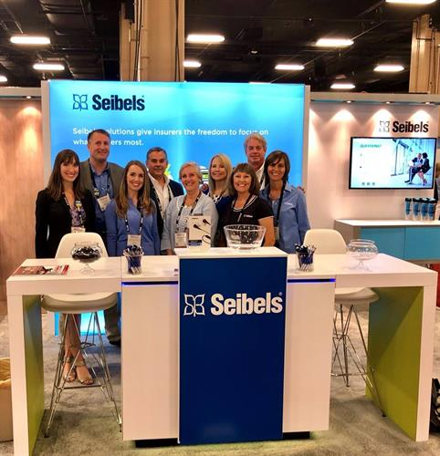 Seibels at the 2018 IASA Annual Educational Conference in Nashville, TN