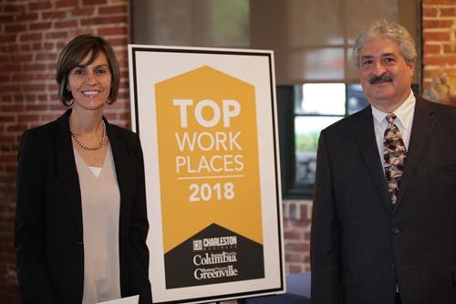 Seibels Voted a 2018 Top Workplace in SC