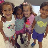 Children at Harbor Child Care