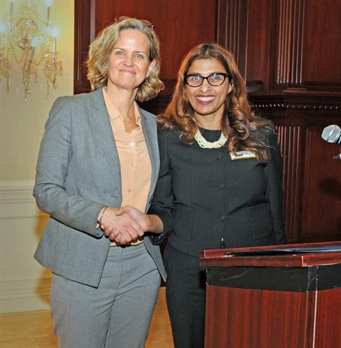 Nassau County Executive, Laura Curran