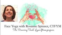Rosanne Spinner, CHHC  Holistic Health Coach, Certified Teacher-Face Yoga Method,  Laughter Wellness Facilitator