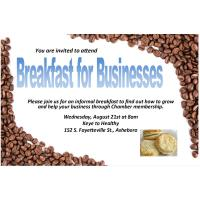 Breakfast for Businesses
