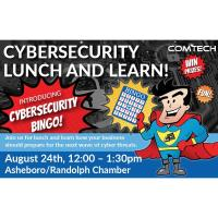 Lunch and Learn: Cybersecurity and the Evolving Threat Landscape