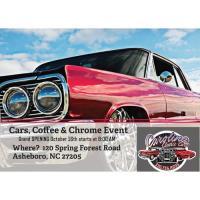 Cars, Coffee & Chrome Event