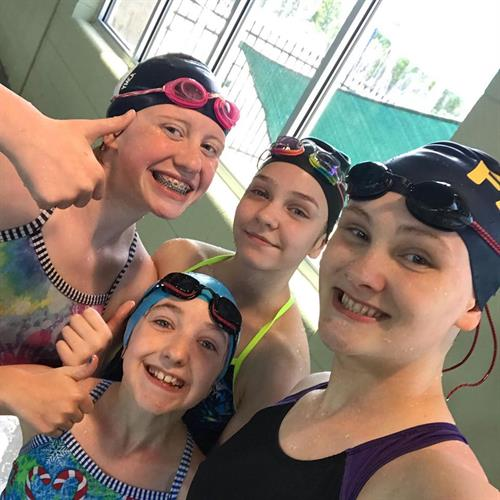 Swim Team 2
