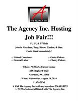 The Agency, Inc.