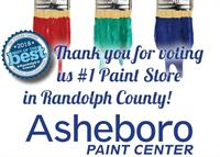 Asheboro Paint Center