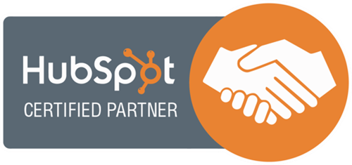 We are a HubSpot Certified Marketing Partner