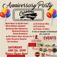 Carolina Tap House One Year Anniversary Bash