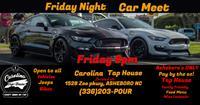 Friday Night Car Meet