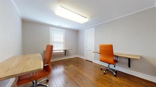 Available office for up to 3 (printing, conference room, and all utilities included)