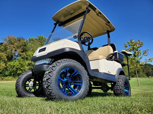 Another 2019 cart build for a Danville resident!