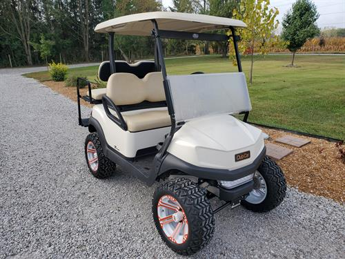 2019 Club Car going out the door.