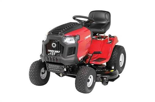 Our Troy Bilt options are extensive.