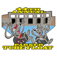 2022 44th Annual Parker Tube Float