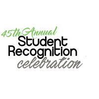 46th Annual Student Recognition Celebration - VIRTUAL