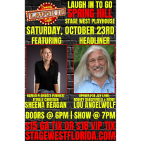 STAGE WEST - Comedy Laugh In Cafe