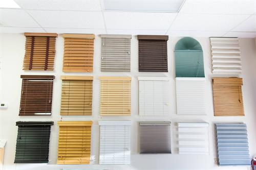 Blinds for every window