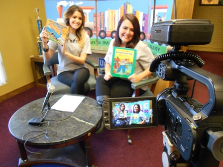 Check out Angie and Tina on Nature Coast TV
