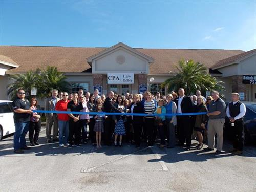 Trinity Open House and RIbbon Cutting January 2015
