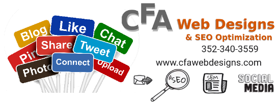CFA Web Design & SEO Optimization