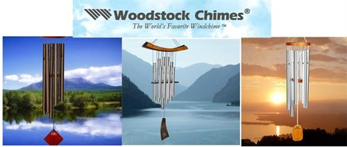 New Woodstock WindChimes!