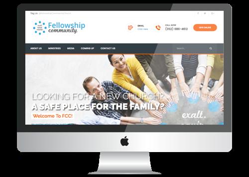 Ministry Websites