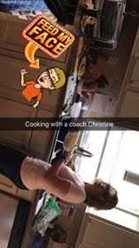 Cooking lass with Health Coach Christine