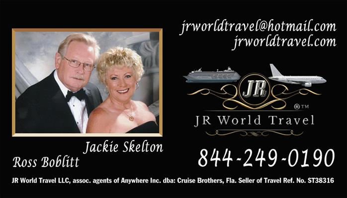 J R World Travel LLC.