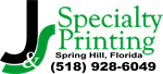 J & S Specialty Printing, Inc.