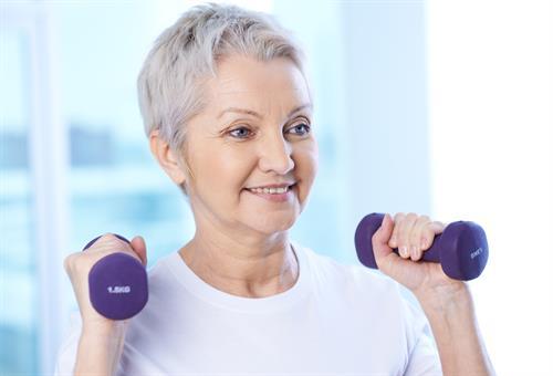 Fitness for Retired Seniors