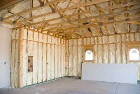 Open & Closed Cell Foam Insulation (Blown-In available)