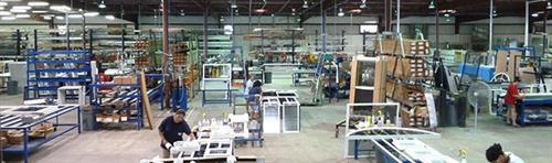 Local Window Manufacturing Company