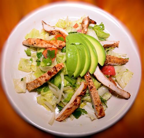 Grill CK salad