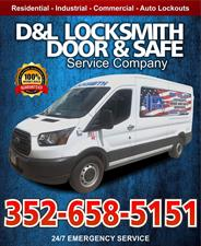 D&L Locksmith & Safe Services