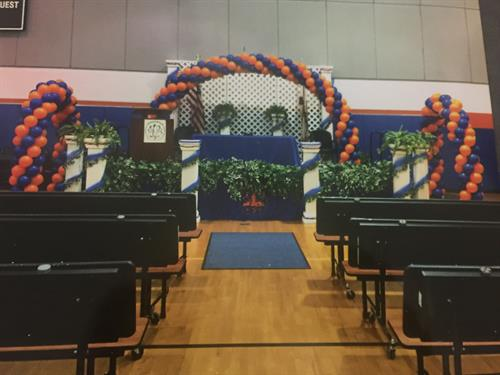 School Arch