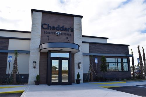 Brooksville Cheddar's Scratch Kitchen